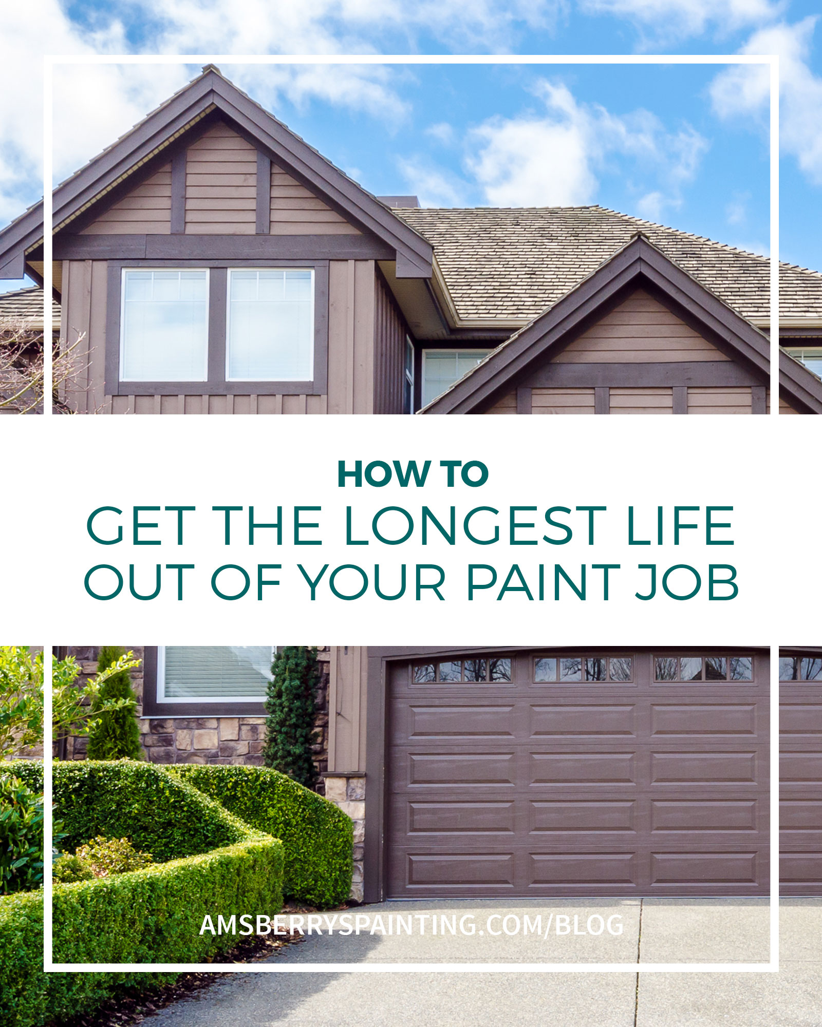 How to get the longest life out of your paint job