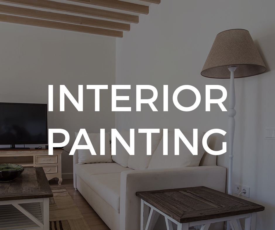 Interior painting amsberry 39 s painting - Interior exterior painting services set ...