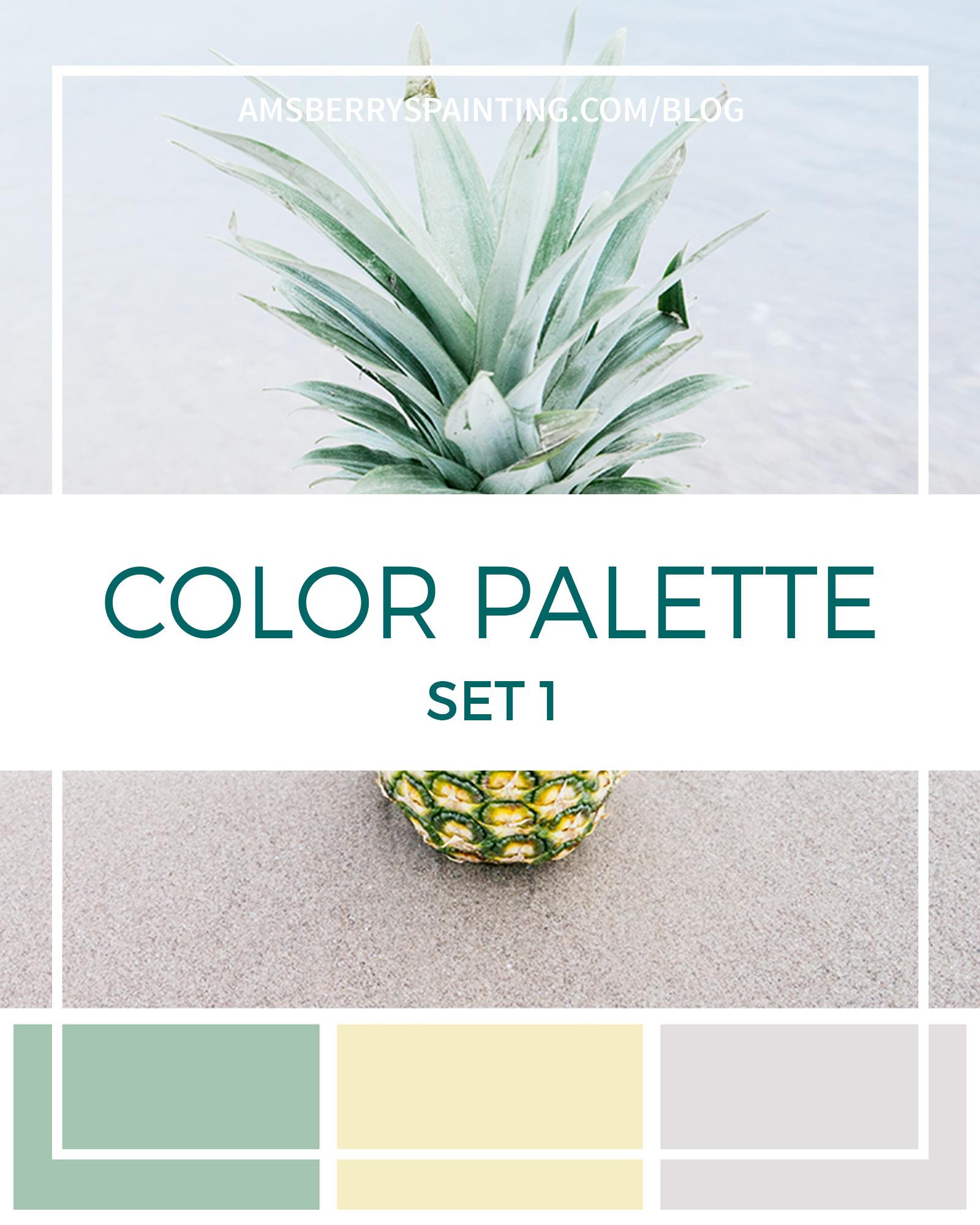 Color Palette Set 1