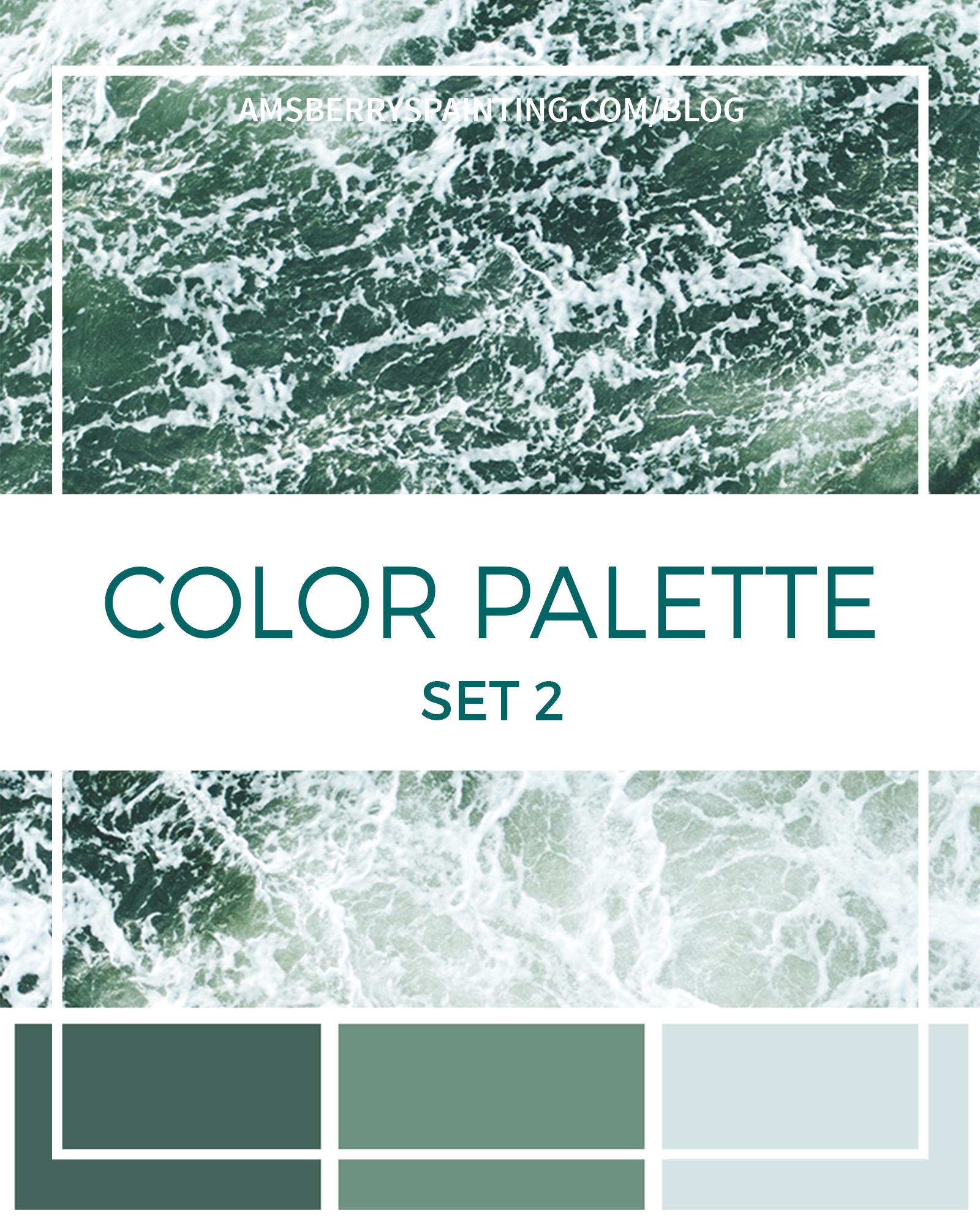 color palette set 2