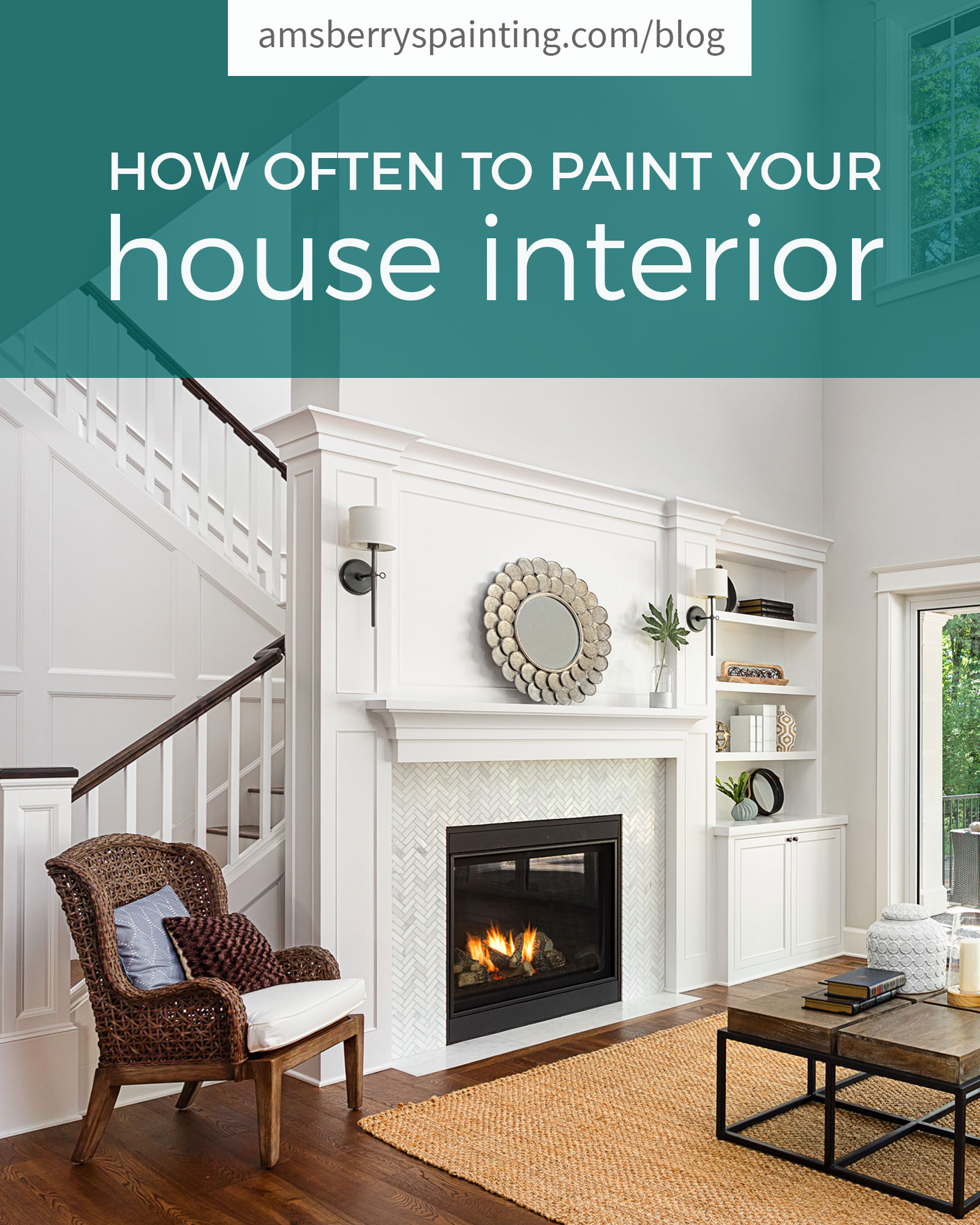 How Often To Paint Your House Interior