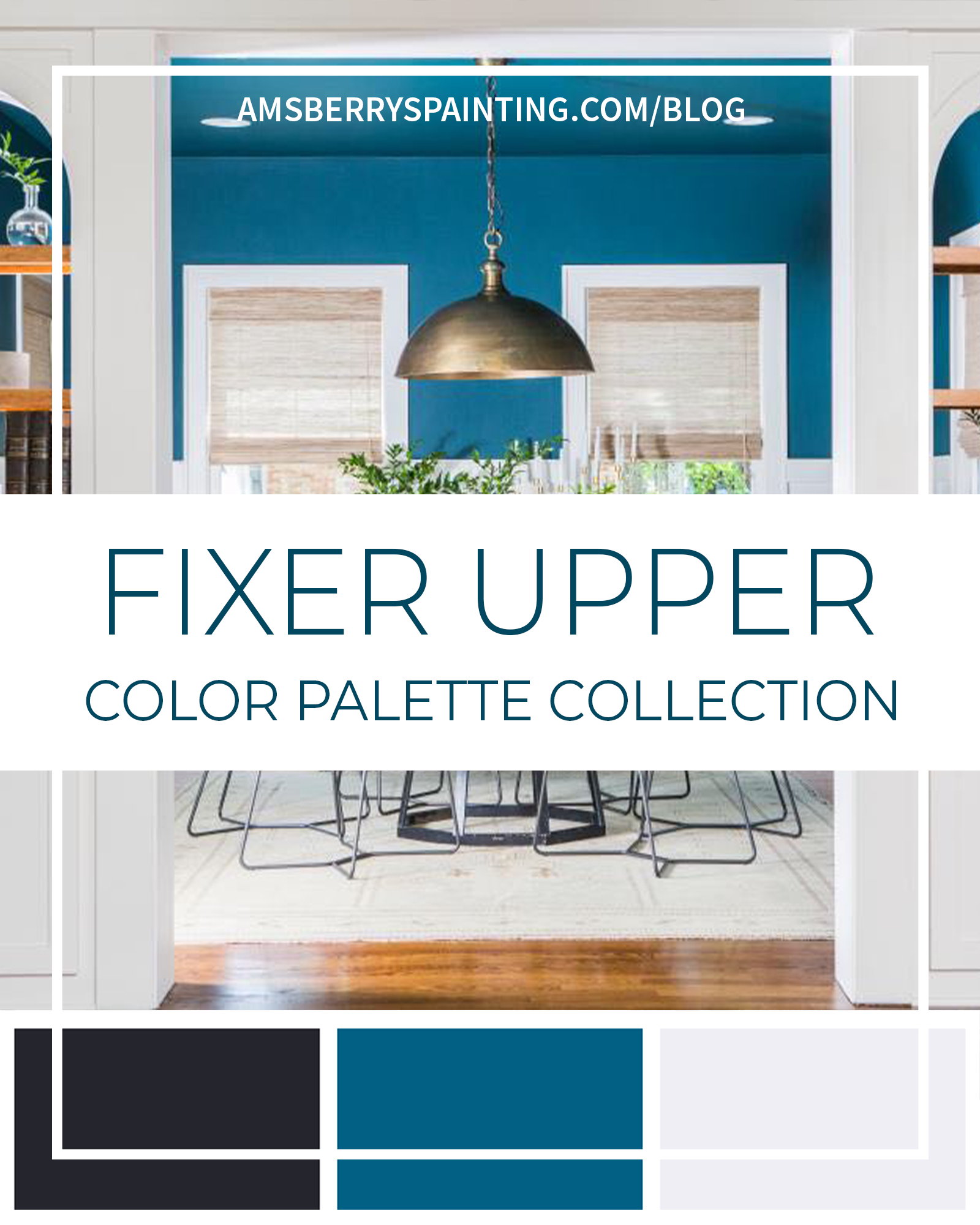 Fixer Upper Home Graphic