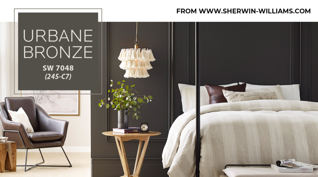 SW Color of the Year Urbane Bronze